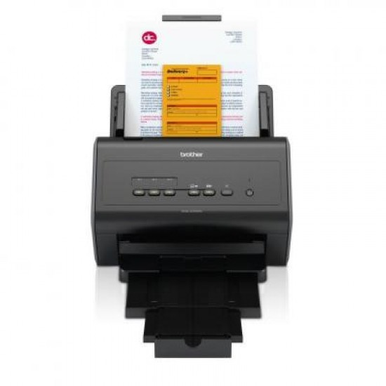 Brother ADS-2400N A4 DT Workgroup Document Scanner Clearance Items