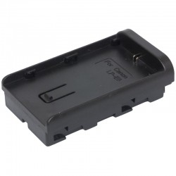 LEDGO LG-CBA-CAN LEDGO Canon E6 Battery Adapter Plate for On Camera