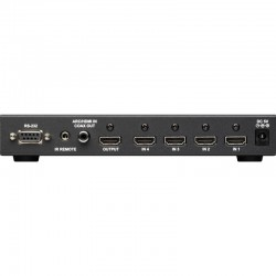 tvOne 1T-SX-644 4-Port HDMI Switcher with 3D Support and Audio Return Channel