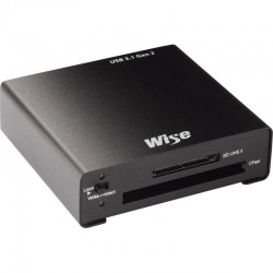 Wise WA-CRS08 CFast / SDXC Card Reader