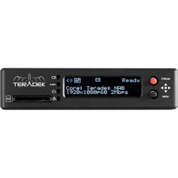 Teradek Cube 705 H.265 (HEVC) and H.264(AVC) Camera Top Encoder - Ethernet Only