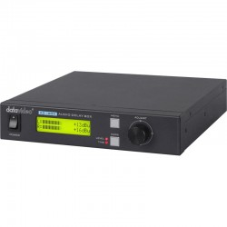 Datavideo AD-100M Audio Delay Box with Microphone Input