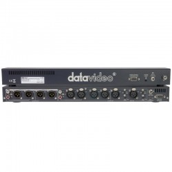 Datavideo AD-200 6-Channel Audio Delay/Mixer with Level Adjustment