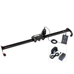 Filmcity 3ft Power Video Camera Slider with Plus Motion Control system