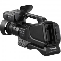 Panasonic HC-MDH3E Shoulder-style Full-HD Camcorder with Built-in LED Light