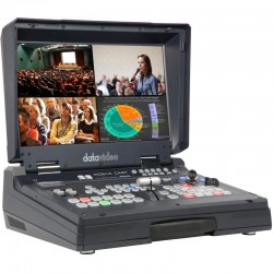 Datavideo HS-1600T HDBaseT Portable Video Studio with PTZ Control and Encoder