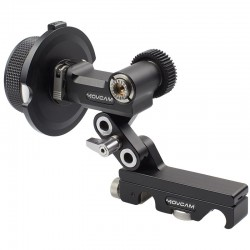 Movcam MF-2 Single-Sided Follow Focus for DSLRs and Camcorders