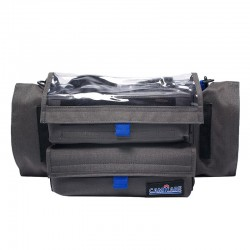 camRade audioMaster Carry Case / protection for portable field audio mixer and recorders