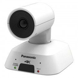 Panasonic AW-UE4W Wide-angle 4K PTZ with IP streaming - White