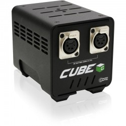 Core SWX CUBE 200 AC to DC 200w Industrial Power Supply with Twin XLR