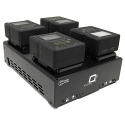 Core SWX 4x NEO-9AG Gold Mount Battery & Charger Kit