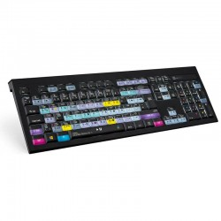Logickeyboard  DaVinci Resolve 15 PC Backlit Astra Keyboard