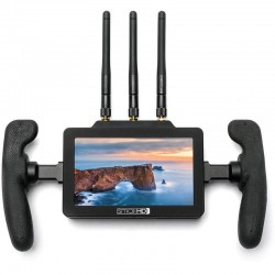 "SmallHD FOCUS BOLT SIDEKICK RX 5"" Touchscreen Monitor with Built-in Teradek Receiver"