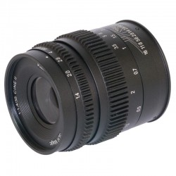 SLR Magic CINE 3514X 35mm T1.4 CINE II Lens - X Mount