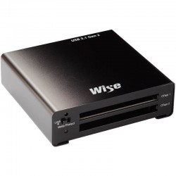 Wise Dual CFast Card 2.0 Reader