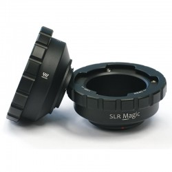 SLR Magic PL to MFT Mount Adapter - Alluminium
