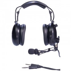 Aviation Style Noise Cancelling Headset -for ATEM Studio Converter