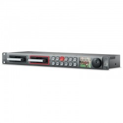 Blackmagic Design Hyperdeck Studio Pro-Advanced SSD recorder with 6G-SDI HDMI 4K analogue Thunderbolt and 4K support