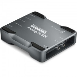 Blackmagic Design Mini Converter Heavy Duty Analog to SDI