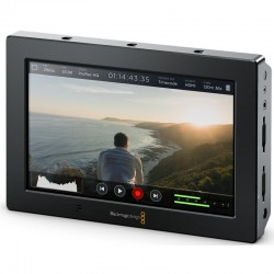 "Blackmagic Video Assist 4K-7"" High Resolution Monitor / Recorder"
