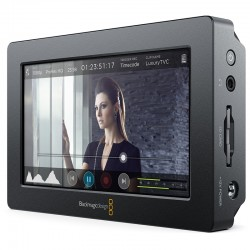 "Blackmagic Video Assist-High Resolution 5"" Monitor / Recorder"