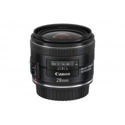 Canon EF 28mm f/2.8 IS USM Wide Angle Lens