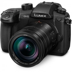 Panasonic DC-GH5L GH5 Compact System Camera with 12-60mm f2.8-4 Leica Lens