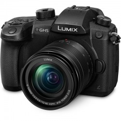 Panasonic DC-GH5M GH5 Compact System Camera with 12-60mm f3.5-5.6 Lumix Lens