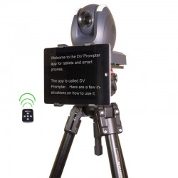 Datavideo TP-150 Teleprompter Kit for iPad & Android Tablets
