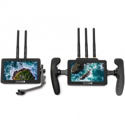 "SmallHD FOCUS 5"" Daylight Viewable Touchscreens with a Built-in Teradek Transmitter/Receiver"