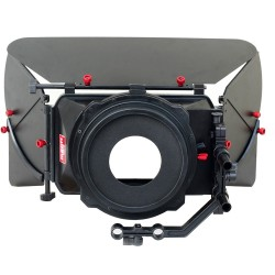 Filmcity MB-7 Professional Swing Away Wide Angle Matte Box