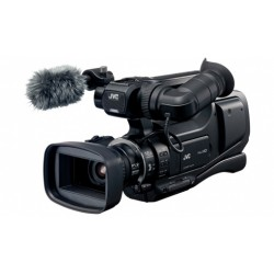 JVC GY-HM70E Full HD Shoulder-mounted Events Camcorder with 16x Lens