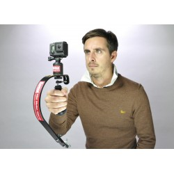 Hague MMC-GO Mini Motion Cam Camera Steadicam Stabilizer For Action Cameras
