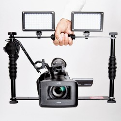 Hague PCF Pro Camframe Camera Cage Steady Mount