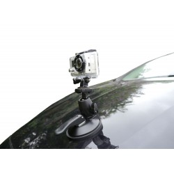 Hague SM2 Car Suction Pod With Ball Levelling Head