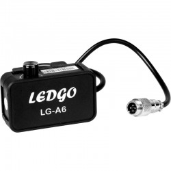 LEDGO LG-A6 Dimmer Control for the LG-E60 Strip Lights