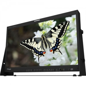"TVLogic LUM-240G 24"" UHD 12G-SDI Single Link Monitor"