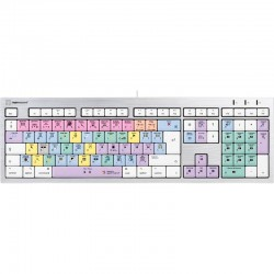 Logickeyboard Apple Final Cut Pro X Mac Alba Keyboard