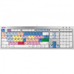 Logickeyboard Avid Media Composer Mac Alba Keyboard