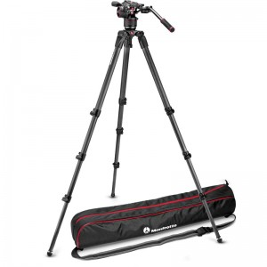 Manfrotto Nitrotech N8 Video Tripod Kit with 536 Legs - 40% off List Price!