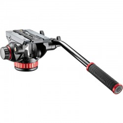 Manfrotto Pro Tripod Video Head 100 with Fluid Drag