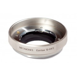 Metabones Contax G Lens to Micro 4/3 Adapter (Champagne Colour)