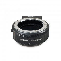 Metabones Nikon G to Micro Four Thirds Adapter (Black Matt)