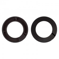 Movcam130 - 80mm Step-Down Ring for Clamp on Matteboxes