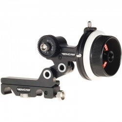 Movcam MF-1Single-Sided Follow Focus for DSLRs and Camcorders