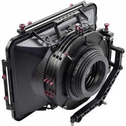 Movcam MM-6 Swing Away Height Adjustable Matte Box