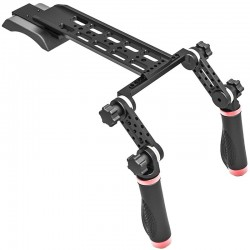 Movcam Universal Shoulder Kit for Sony F5/F55, FS700/FS7 and Canon C100/300/500 cameras