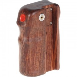 Movcam	 Wooden Trigger Handgrip - Right Side with VTR On / Off Switch