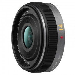 Panasonic H-H014 Lumix Micro Four Thirds G 14mm F2.5 ASPH Pancake Lens