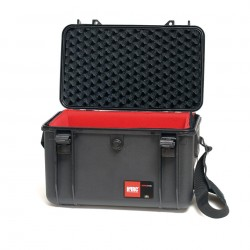 HPRC 4100SD Camera and Accessories Flight Case ( Soft Deck Padding )